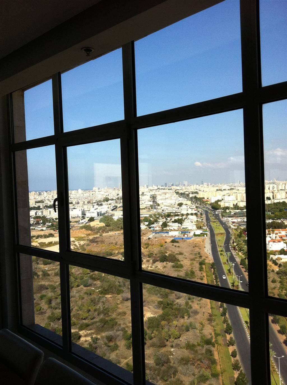 ניקוי חלונות בבתים פרטיים