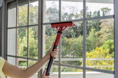 צעיר ניקוי חלונות ותריסים דו צדדי | ניקוי חלונות - DR clean WG-89